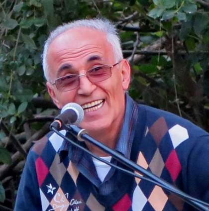 ג'ורג סמען מופע עוד בסגנון ערבי