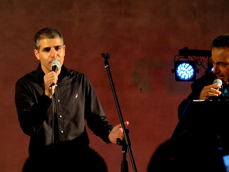 סהרנה עם הזמר הכורדי ארז קלימי